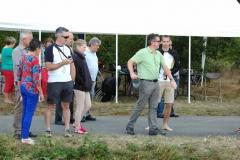 Doortocht van het Albertkanaal (Hasselt) 2013